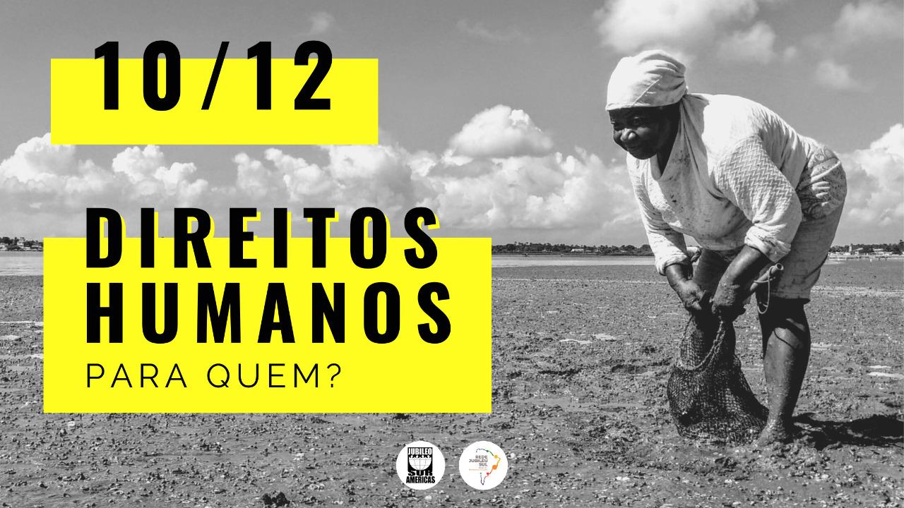 De que Direitos Humanos falamos? Foto: André Vitório/@alumumba